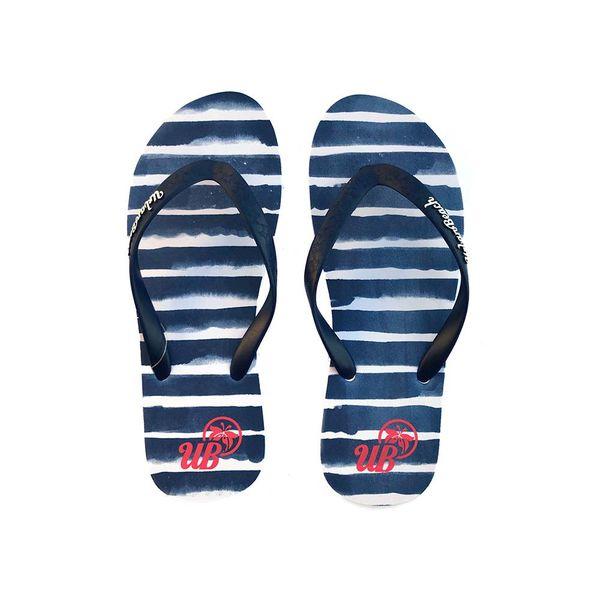 Urban Beach Dames Blue Lihue Slippers