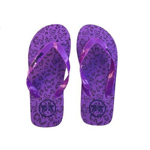 Urban Beach Urban Beach Women's Rockstar Purple Slippers