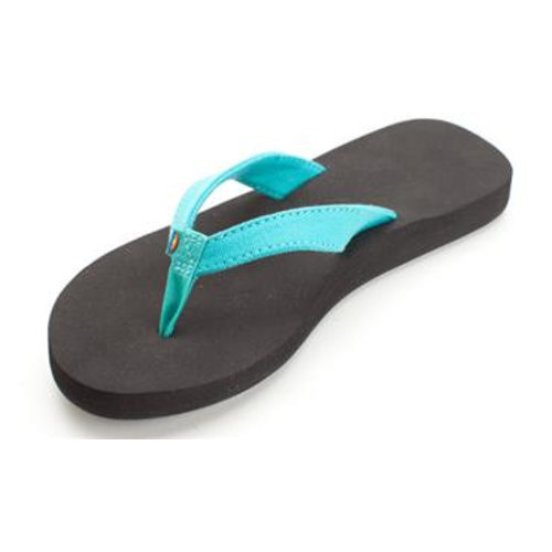 Rainbow Sandals Rainbow Dames The Bella Teal Sandals