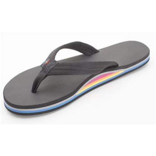 Rainbow Sandals Rainbow Dames New Classic Black Sandals