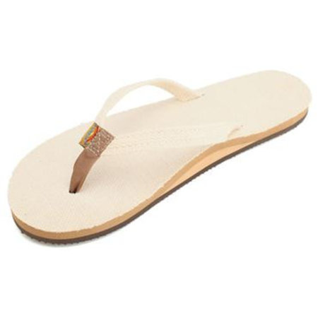 Rainbow Sandals Rainbow Women's Hemp Natural Sandals