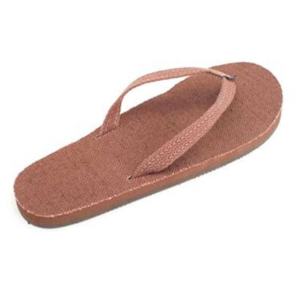 Rainbow Dames Hemp Natural Sandals