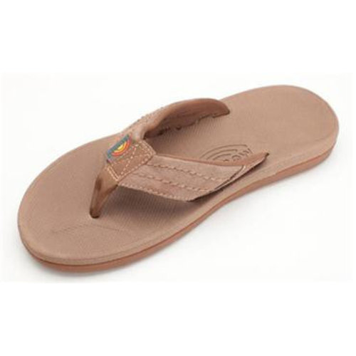 Rainbow Sandals Rainbow Heren East Cape Rubber Sierra Brown Sandals