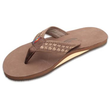 Rainbow Sandals Rainbow Heren The Bentley Expresso Dark Brown Sandals