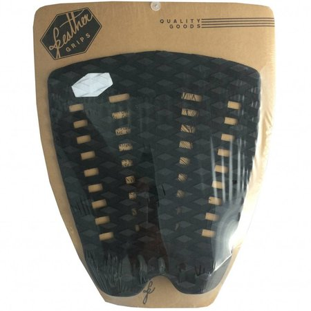 Feather Fins Feather Fins Tailpad Black