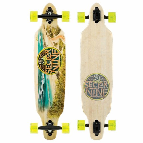 Sector 9 Sector 9 Mini Look Out Lowers Skateboard