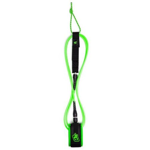 Creatures 6ft Pro Ankle Green Black Leash
