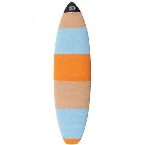 Ocean & Earth O&E Orange/Blue Funboard/Shortboard Boardsock