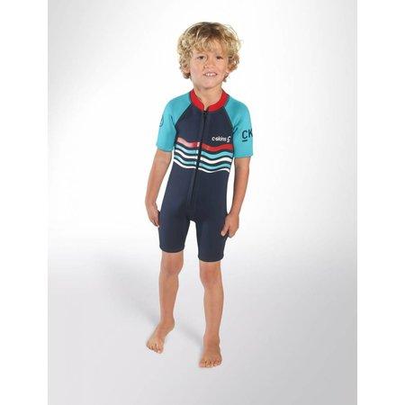 C-Skins C-Skins 3/2 Baby Waves Shorty Wetsuit Blue
