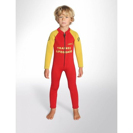 C-Skins C-Skins 3/2 Baby Wetsuit Red Trainee