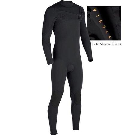 Vissla Vissla 7 Seas 3/2 Tripper Zomer Wetsuit Zwart