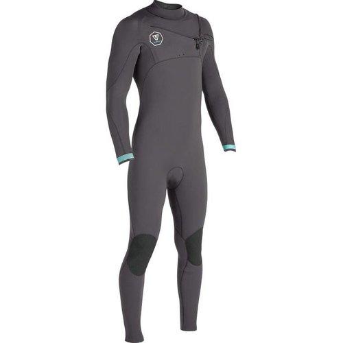 Vissla Vissla 7 Seas 4/3 Men's Summer Wetsuit Dark Grey