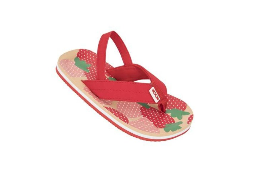 Cool Shoe Kinder My Sweet Strawberry Slippers