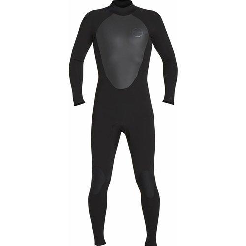 Xcel Xcel Axis 4/3 Heren Zomer Zwart Wetsuit