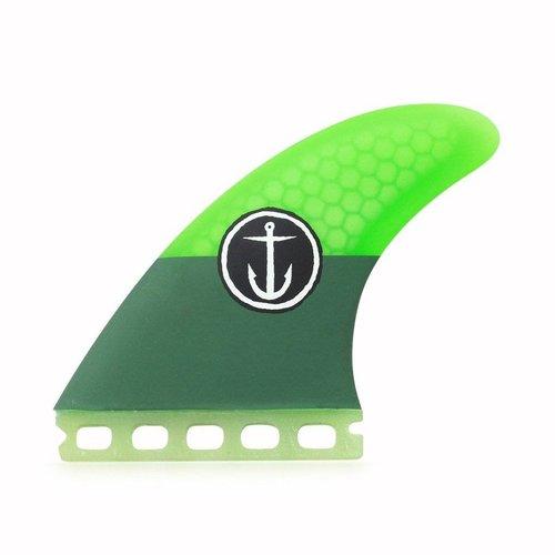 Captain Fin Captain Fin Futures Green Thruster Fins