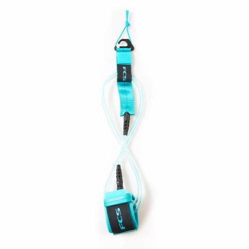 FCS FCS 7ft Regular Essential Ankle Blue Leash