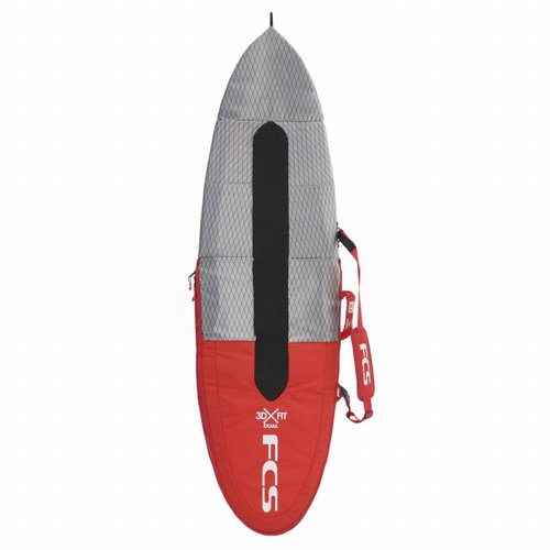 FCS FCS Day All Purpose Dual Red Boardbag