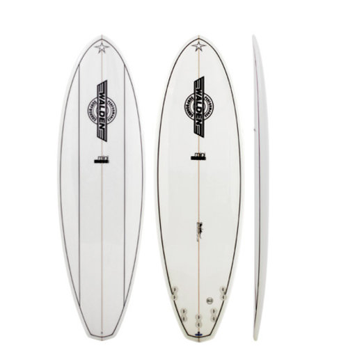 Walden Surfboards Walden Mega Mini Magic 7'6''
