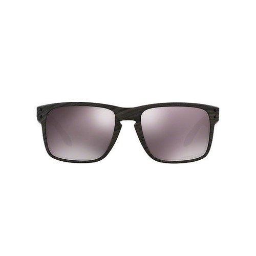 Oakley Oakley Holbrook Matte Black Prizm Grey Zonnebril
