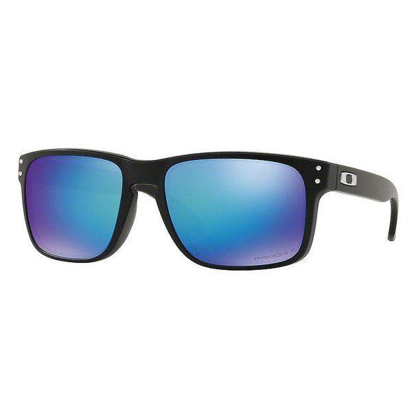 27bfd9c54481e0 Oakley Holbrook R Matte Black Prizm Sapphire Zonnebril kopen ...