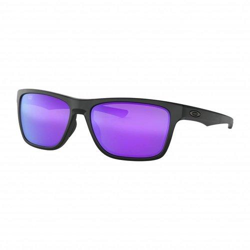 Oakley Oakley Holston Matte Black Violet Iridium Zonnebril