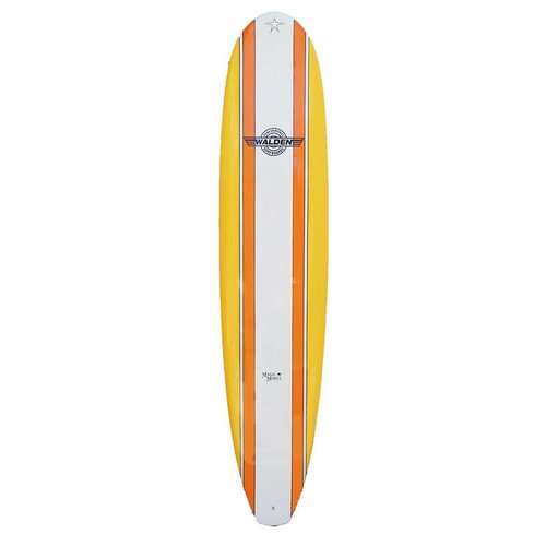 Walden Surfboards Walden Magic Model X-2 Yellow 8'6""