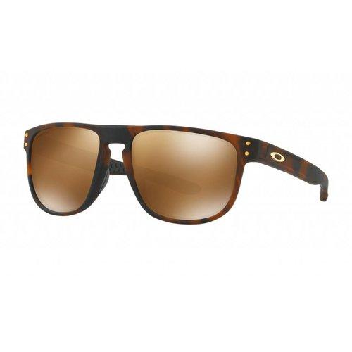 Oakley Oakley Holbrook R Matte Dark Brown Tortoise Prizm Tungsten Polarized Zonnebril