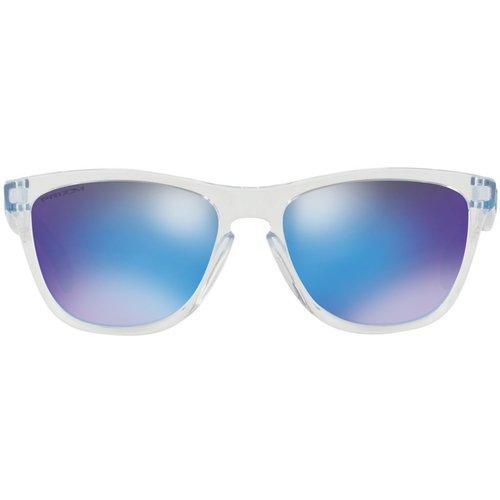 Oakley Oakley Frogskins Crystal Clear Prizm Sapphire Zonnebril