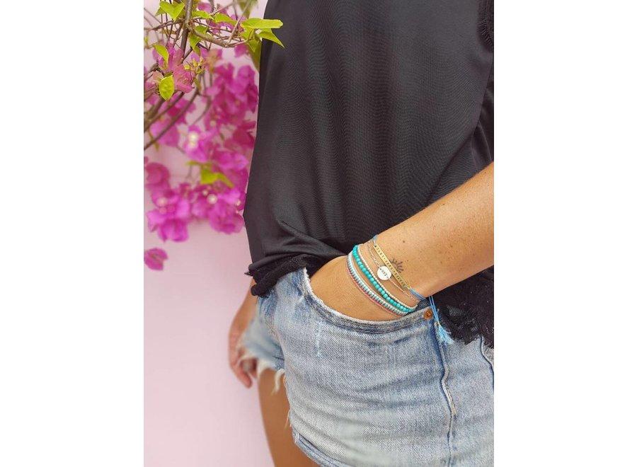 At Aloha Nele Armband Pink