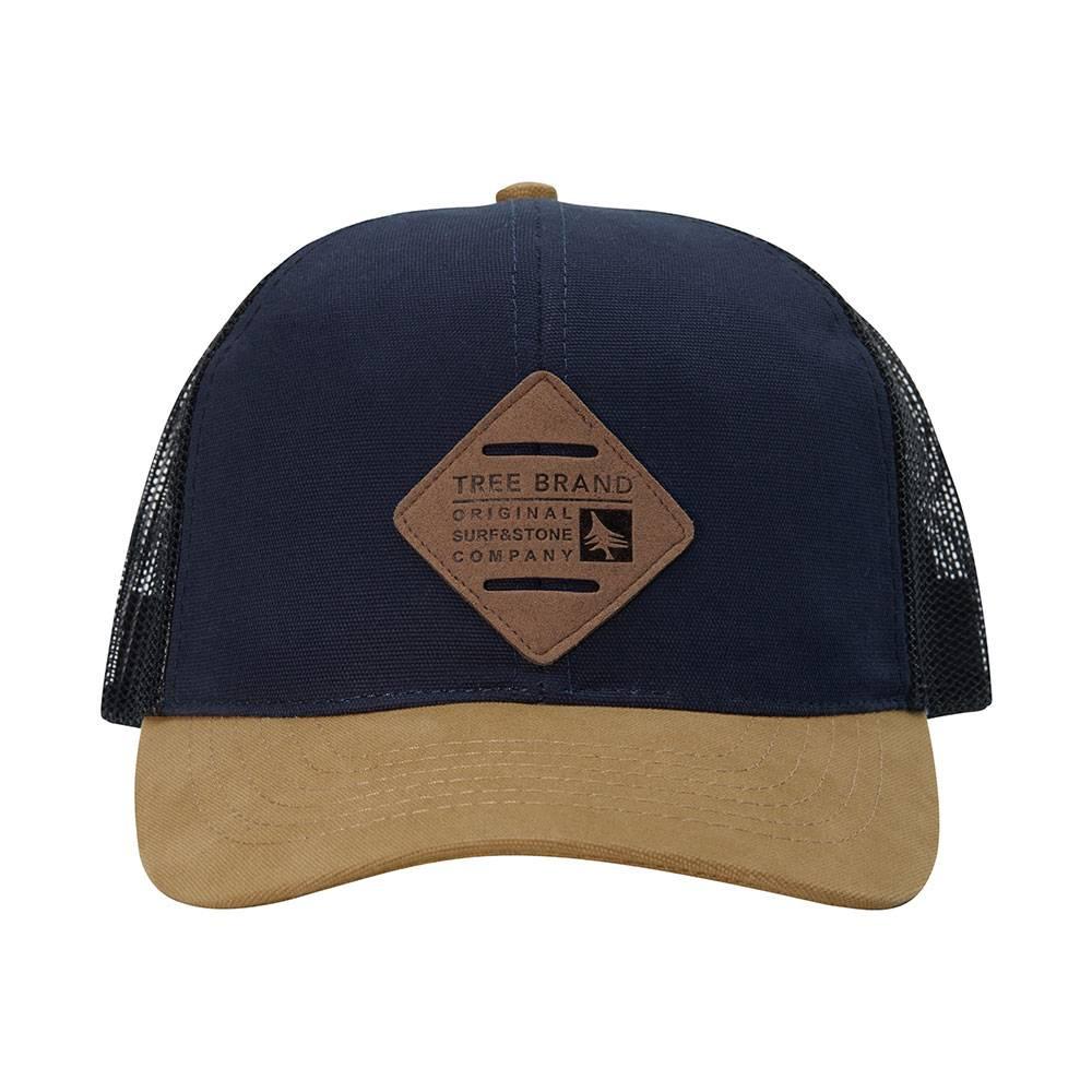 f9ac6191872 Hippy Tree Trailhead Navy Hat kopen  Verkrijgbaar bij Aloha s ...