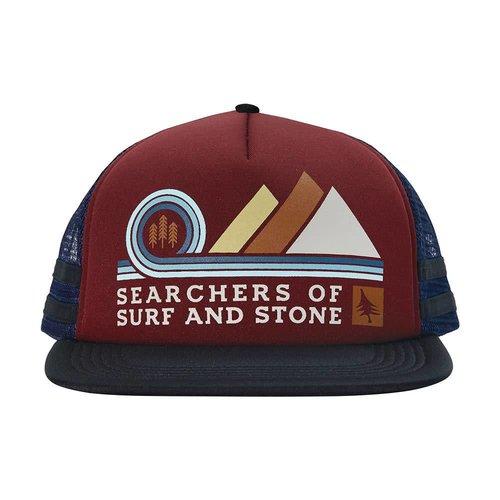 Hippy Tree Hippy Tree Pinnacle Rust Hat
