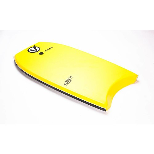Vision Vision Fuse Bodyboard 42'' Yellow/Black