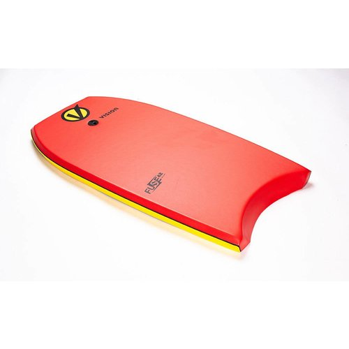 Vision Vision Fuse Red/Yellow Bodyboard 42''