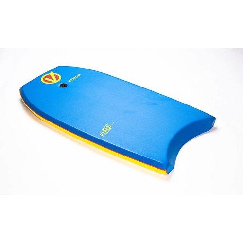 Vision Vision Fuse Bodyboard 45'' Royal Blue/Yellow