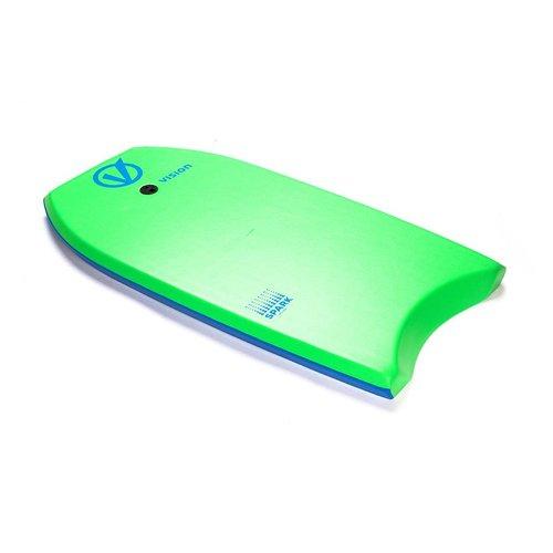 Vision Vision Spark Green/Royal Blue Bodyboard 36''