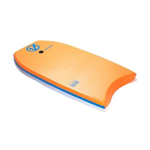 Vision Vision Spark Orange/Royal Blue Bodyboard 36''