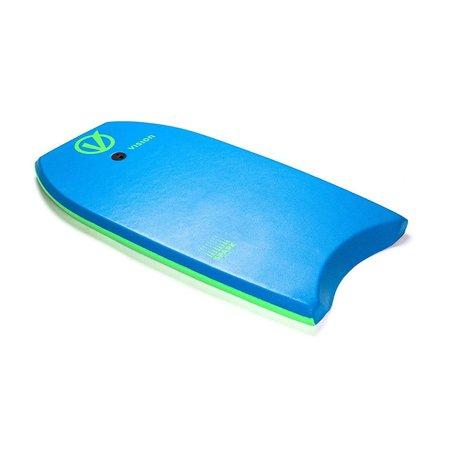 Vision Vision Spark Royal Blue/Green Bodyboard 42''