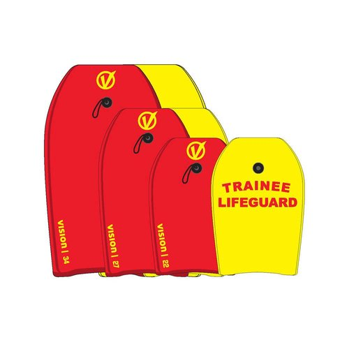 Vision Vision Nippers Trainee Lifeguard Bodyboard 27''
