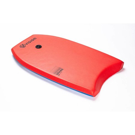 Vision Vision Nippers Spark Bodyboard 27'' Red/Royal Blue