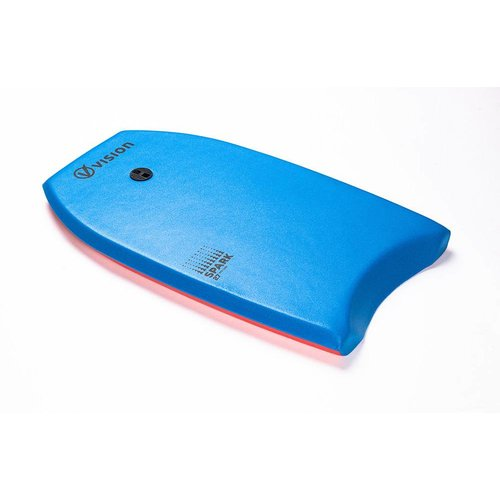 Vision Vision Nippers Spark Bodyboard 27'' Royal Blue/Red