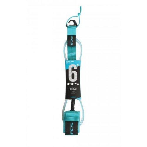 FCS FCS 6ft Regular Ankle Blue Leash