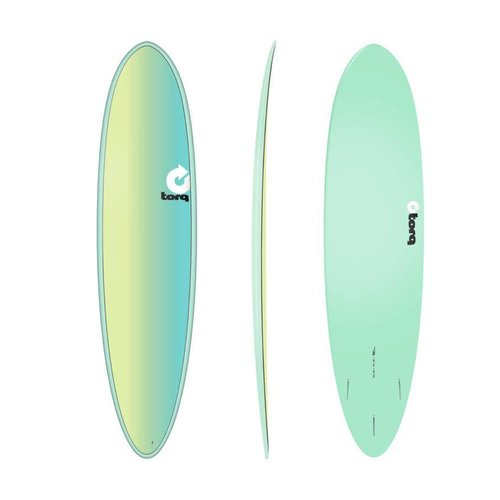 Torq Torq Funboard 7'6'' Full Fade Seagreen Sand Blue