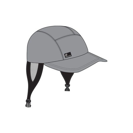 Creatures of Leisure Creatures Grey Surf Cap