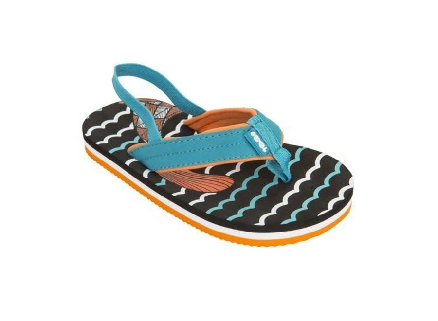 Cool Shoe Kinder Donovan Fish Slippers