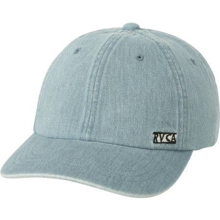 RVCA RVCA Grillo Denim Dad Hat