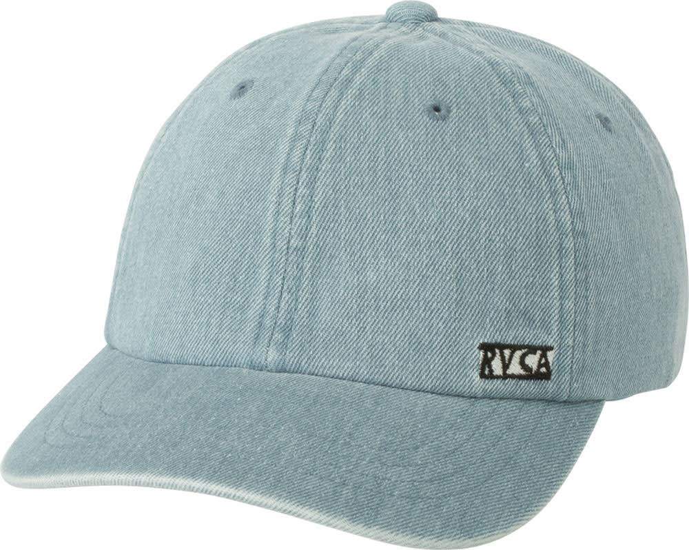 f5d4d43dabf0f ... where to buy rvca grillo denim dad hat 8caba c3a1f