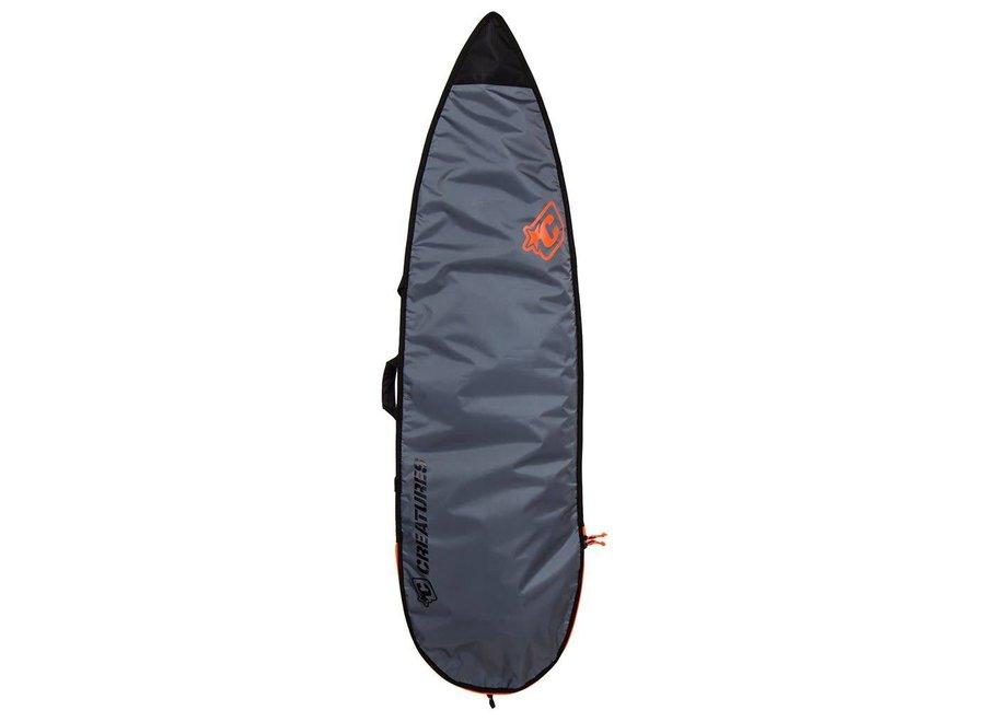 Creatures Lite Shortboard Charcoal Boardbag