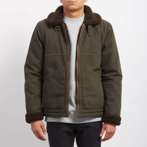 Volcom Volcom Heren Volfly Military Jacket