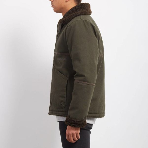 Volcom Heren Volfly Military Jacket