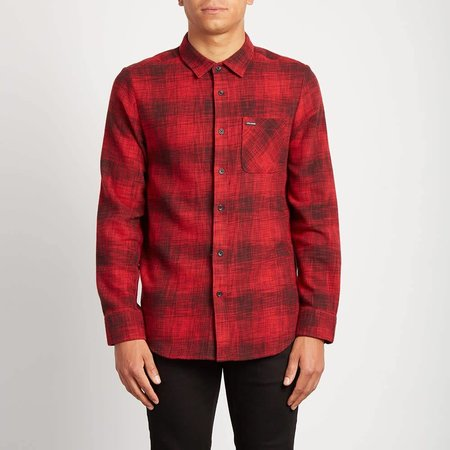 Volcom Volcom Heren Buffalo Glitch Shirt